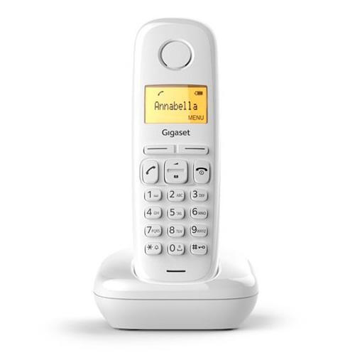 Telefone sem-fios dect Gigaset A170 branco