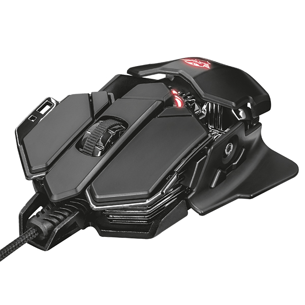 Gaming mouse - TRUST GAMING MOUSE GXT138 X-RAY LED RGB 4000D