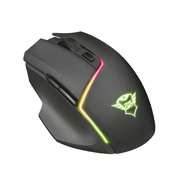 Gaming mouse - TRUST GAMING MOUSE GXT 161 DISAN Senza fili Batteria 3000DPI