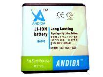 achat Batteries pour Sony - BATTERIE HAUTE CAPACITÉ SONY ERICSSON BA700  XPERIA NEO,RAY,MT15i 1