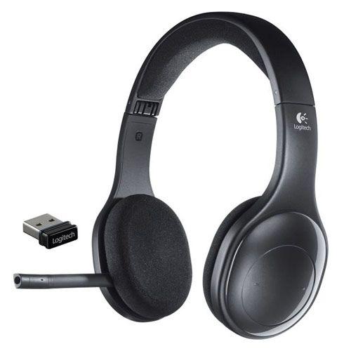 Cascos Logitech H800 inalámbrico Auriculares USB - Indoor PC
