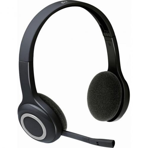 Cascos Logitech H600 inalámbrico Auriculares USB - Indoor PC