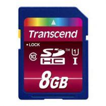 Comprar Tarjeta Secure Digital SD - Transcend SD SDHC 8GB Class 10 / UHS-I