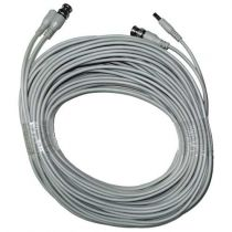 Comprar Cables - Cable coaxial combinado RG59 + DC Vídeo/Alimentación Conector BNC (mac