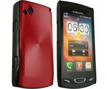 buy Special Protection - Back Cover SAMSUNG S8530 II red