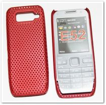 Comprar Carcasa - CARCASA REJILLA NOKIA E52 rojo