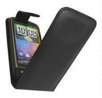 buy HTC Flip Case - FLIP CASE HTC Wildfire S black