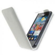 Comprar Flip Case Nokia - Funda tipo libro PRESTIGE NOKIA 500 blanco