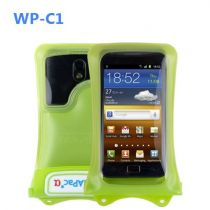 Comprar Fundas Submergibles - Funda Sumergible Dicapac WP-C1 para Smartphones verde