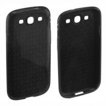 buy Accessories Galaxy S3 - ´´Made for Samsung´´ SAMGSVTPUBK TPU case black  i9300