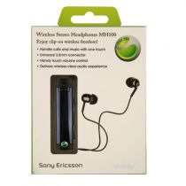 buy Headsets - Bluetooth Headset Sony Ericsson MH-100