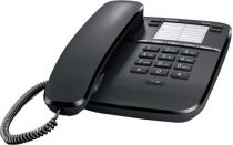 Comprar Teléfonos Fijos Analógicos - TELEFONO SOBREMESA GIGASET EUROSET DA310 NEGRO