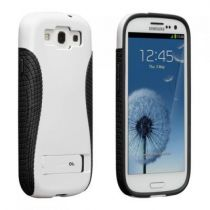 Comprar Accesorios Galaxy S3 - Funda case-mate Pop protection Samsung Galaxy S3 i9300 Blanco CM021166