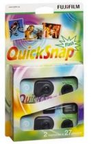 achat Appareil photo - jetable - Appareil photo jetable 2 x Fujifilm Quicksnap Flash 27