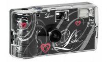 achat Appareil photo - jetable - Appareil photo jetable Flash 400 27 Love Noire 65018
