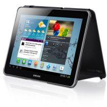 buy Galaxy Tab /Tab2 10.1 Accessories - Samsung EFC-1H8SGECSTD Book Cover Black Galaxy Tab 2 10.1