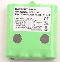 Comprar Baterías WalkieTalkies - Batería TOPCOM Twintalker 9100 Long Range