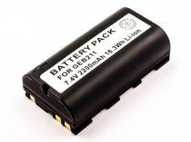 achat Batteries pour GPS - Batterie Leica ATX1200, ATX1230, ATX900, GPS1200, GPS900, GR