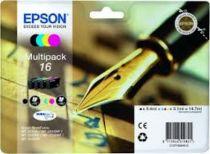 Comprar Cartucho de tinta Epson - EPSON 16 SERIES ´PEN Y CROSSWORD´ MULTIPACK C13T16264010