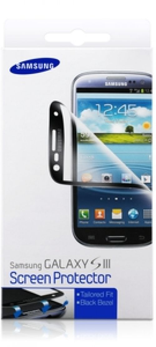 Protection Pantalla Samsung Galaxy S3 i9300 ETC-G1G6BEG (x2)