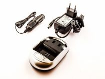 buy Canon Chargers - Travel Charger Canon BP-709, BP-718, BP-727 + Car Charger