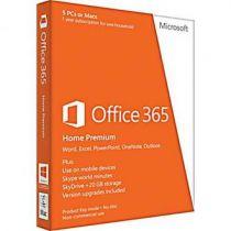 buy Software Microsoft - Microsoft Office 365 Home Premium - Licença de assinatura (