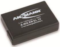 Comprar Bateria para Nikon - Bateria Compatible Nikon EN-EL14 1000mAh - Nikon COOLPIX P70 1400-0042