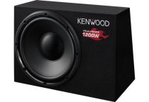 Altavoces Kenwood KSC-W1200B - Peak Power 1200W - 7,8 kg