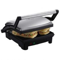 Comprar Barbacoa - Barbacoa Russell Hobbs 17888-56 Cook at Home 3in1 - Brushed