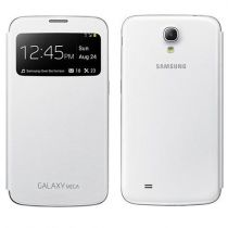 Comprar Fundas Samsung - Samsung S-View Cover EF-CI920BW Galaxy i9200 Mega Blanco