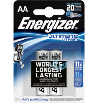 Comprar Pila - Pilas 1x4 Energizer Lithium Digital Mignon AA 639155