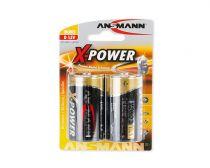 Comprar Pila - Pilas 1x2 Ansmann Alkaline Mono D LR20 X-Power