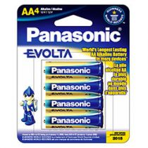 Comprar Pila - Pilas 1x4 Panasonic Evolta LR6 Mignon