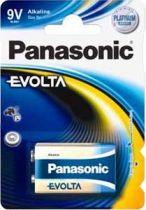 achat Pile - Pile 1 Panasonic Evolta 6 LR61 9V block 6LR61EGE/1BP