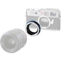 achat Adaptateur - Objectif - Novoflex Adaptateur Nikon Lens pour Leica M housing-aperture cont