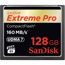 Comprar Compact Flash - SanDisk Extreme Pro CF 128GB 160MB/s SDCFXPS-128G-X46 SDCFXPS-128G-X46