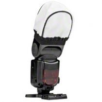 Comprar Difusores Flash - walimex Universal Fabric Diffusor for Compact Flashes
