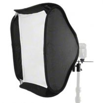 buy Flashlight Accessories - Walimex Magic Softbox for System Flashes, 60x60 cm