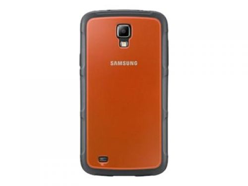 Capa Samsung Cover+ EF-PI929BO  Galaxy S4 Active orange