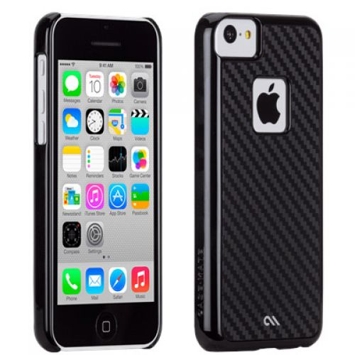Funda para Apple iPhone 5C case-mate CM029353 Barely There negro