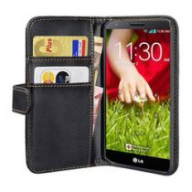 buy Cases - Book Cover Case for LG G2 Black