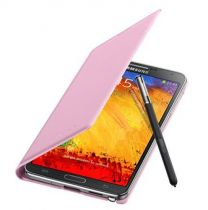Comprar Accesorios Galaxy Note 3  - Samsung S Flip Cover EF-WN900 Note 3 N9005, Blush Pink
