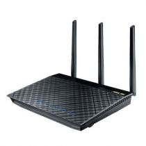 Comprar Router - Asus RT-AC66U - Router Dual-Band Wireless-AC1750 Gigabit, 80