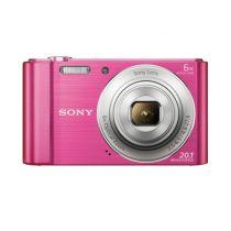 Comprar Cámara Digital Sony - Sony DSC-W810P rosa DSCW810P.CE3