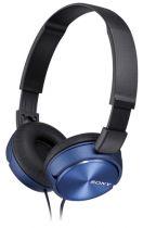 Comprar Cascos Sony - Cascos Sony MDR-ZX310L azul Outdoor MDRZX310L.AE