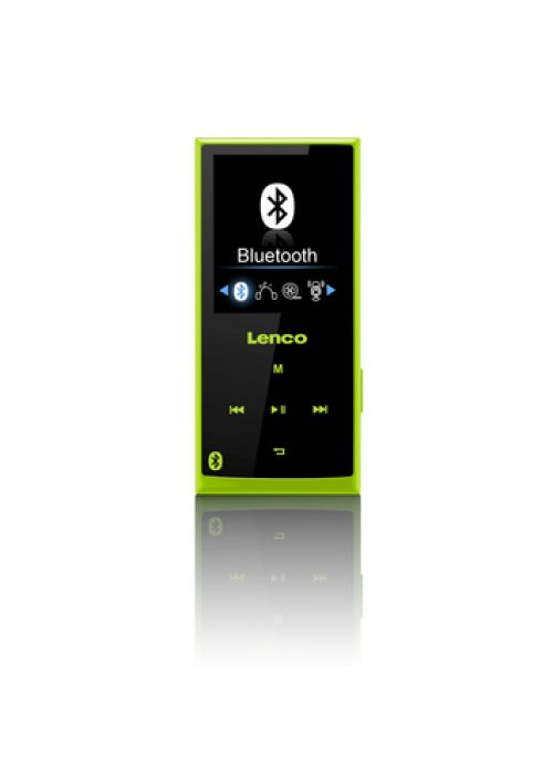 Reproductor MP4 Lenco Xemio 760 BT 8GB verde