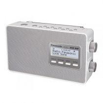 Comprar Radios / receptores multibanda - Radio Panasonic RF-D10 EG-W Blanco