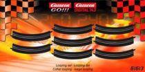 Comprar Accesorios Circuitos Carrera - Carrera GO!!! Looping Set 61613 20061613