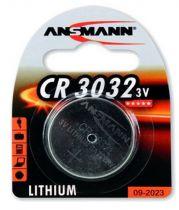 Comprar Pila - Pilas Ansmann CR3032 1516-0013