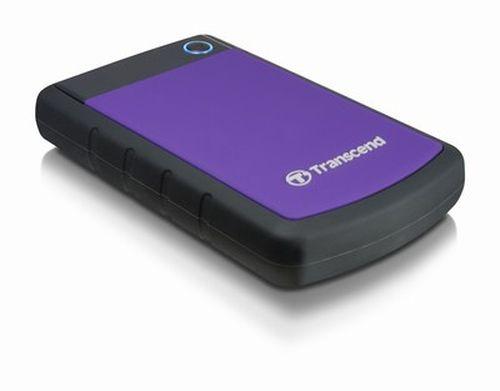 Disque dur portable Transcend StoreJet 2,5 25H3 USB 3.0 1TB